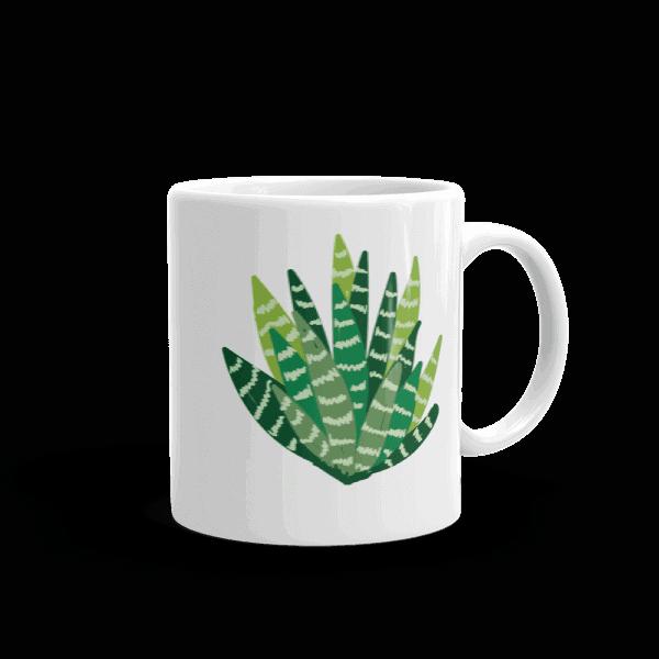 succulent gift guide mug